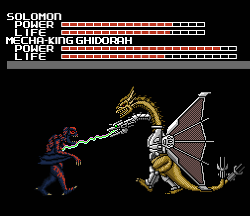 Mecha King Ghidorah 3